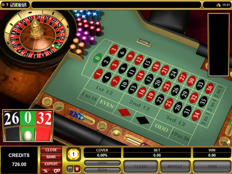 European roulette software roulette machines for hire