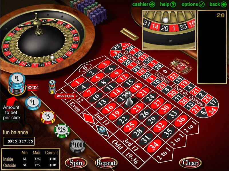 Roulette | RealTime Gaming